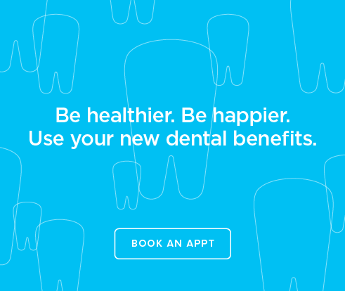 Be Heathier, Be Happier. Use your new dental benefits. - Visalia  Modern Dentistry